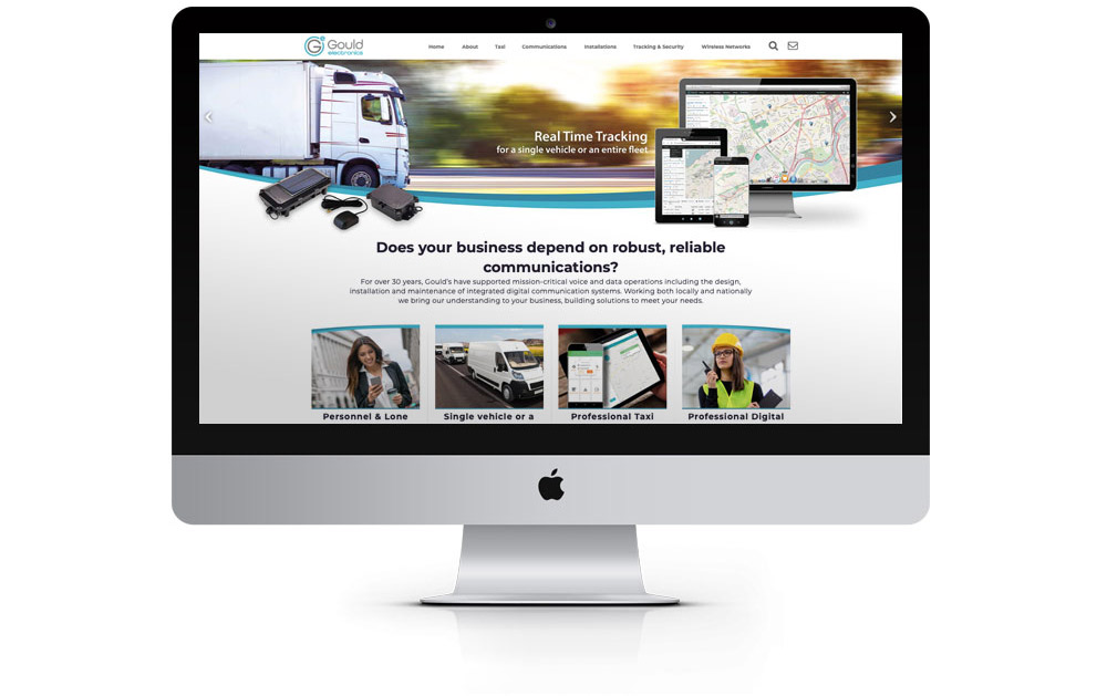 Gould Electronics website